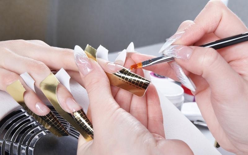 Курсы мастер наращивания ногтей (гель или акрил)